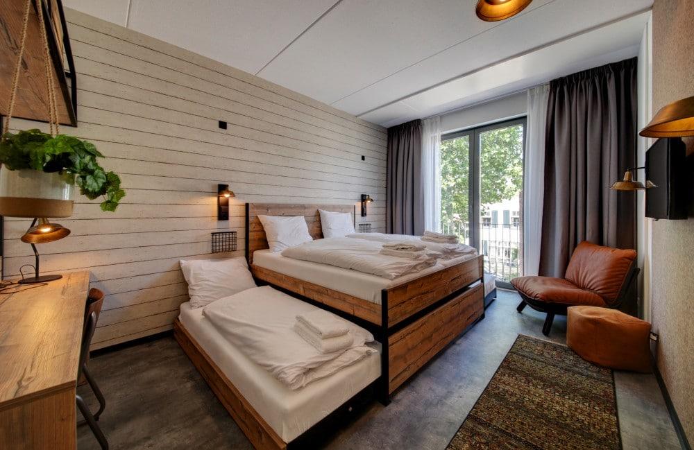 Hotel bij Efteling